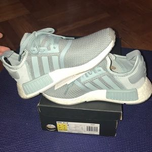 c5dfaf6db adidas Shoes - Adidas NMD R1 Teal sneakers size US 6 women s !